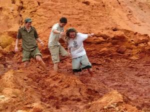Tous dans la boue !