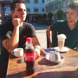 Café avec Mikko