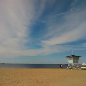 La plage (1)