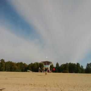 La plage (2)