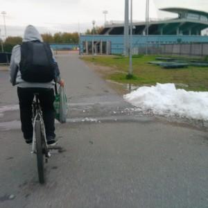 Tous a vélo !