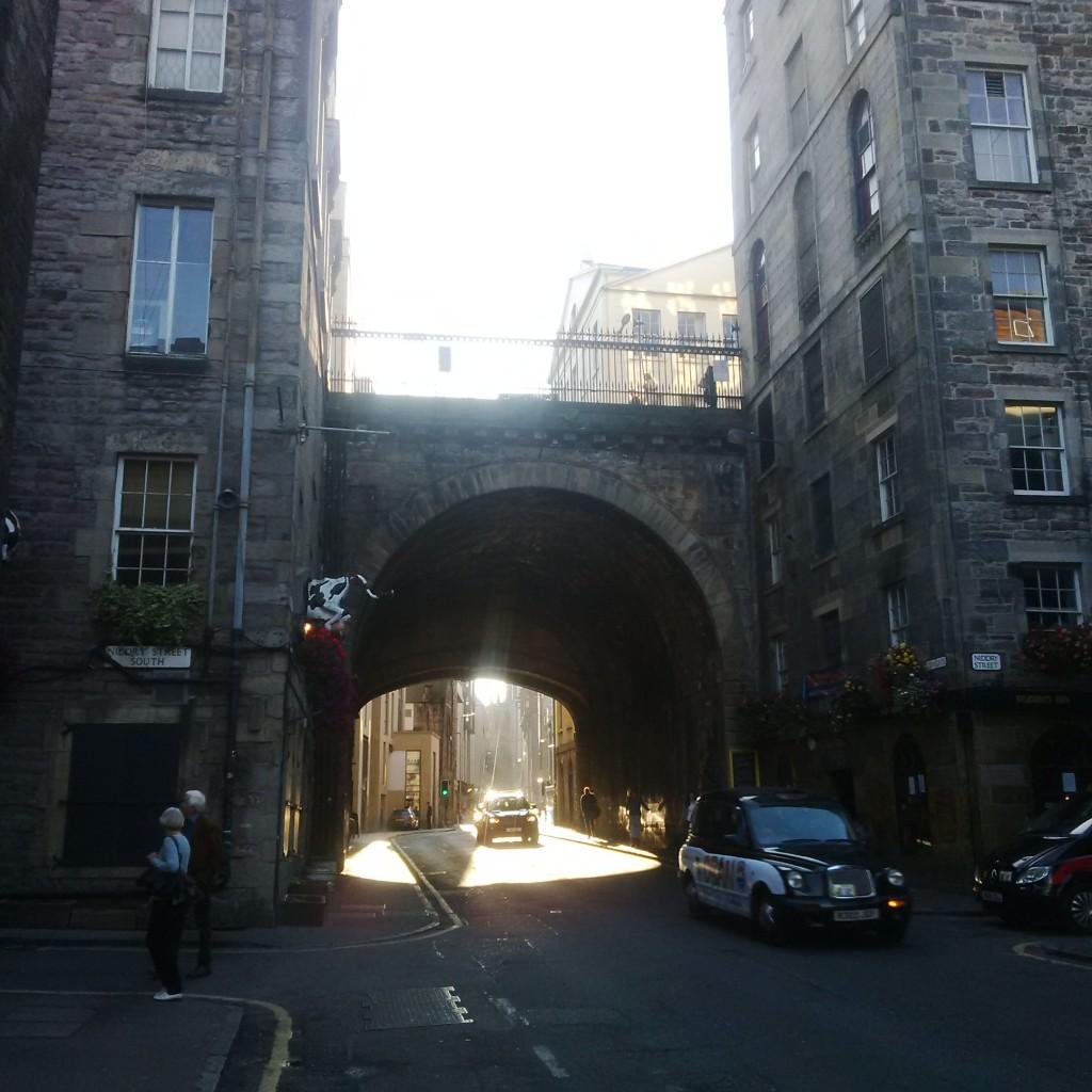 Une vieille rue