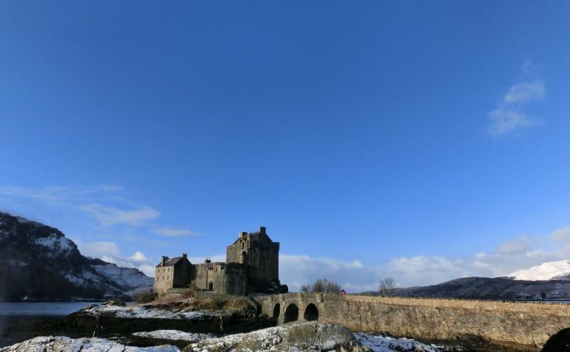 A la découverte de l'Écosse…
